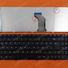 LENOVO 3000 Series G560 BLACK OEM ( Version 1) TR K1983   342-UK Laptop Keyboard (OEM-B)