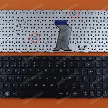 LENOVO Y570 BLACK FRAME BLACK (Without Foil,Reprint) SP N/A Laptop Keyboard (Reprint)