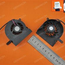TOSHIBA Satellite A200 A205 A210 A215 Series (For AMD,Integrated graphics,without cover,version 2) Laptop Fan UDQFZZR26C1N