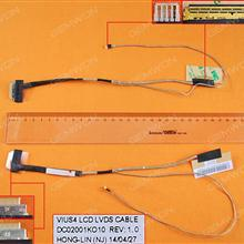 LENOVO S300 S400 S500 Without Touch,ORG LCD/LED Cable DC02001KO10
