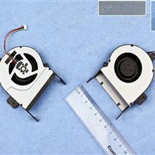 ASUS X55V X55VD X45C X45VD R500V K55VM(For Discrete Video card,thickness:14mm,Original) Laptop Fan KSB06105HB