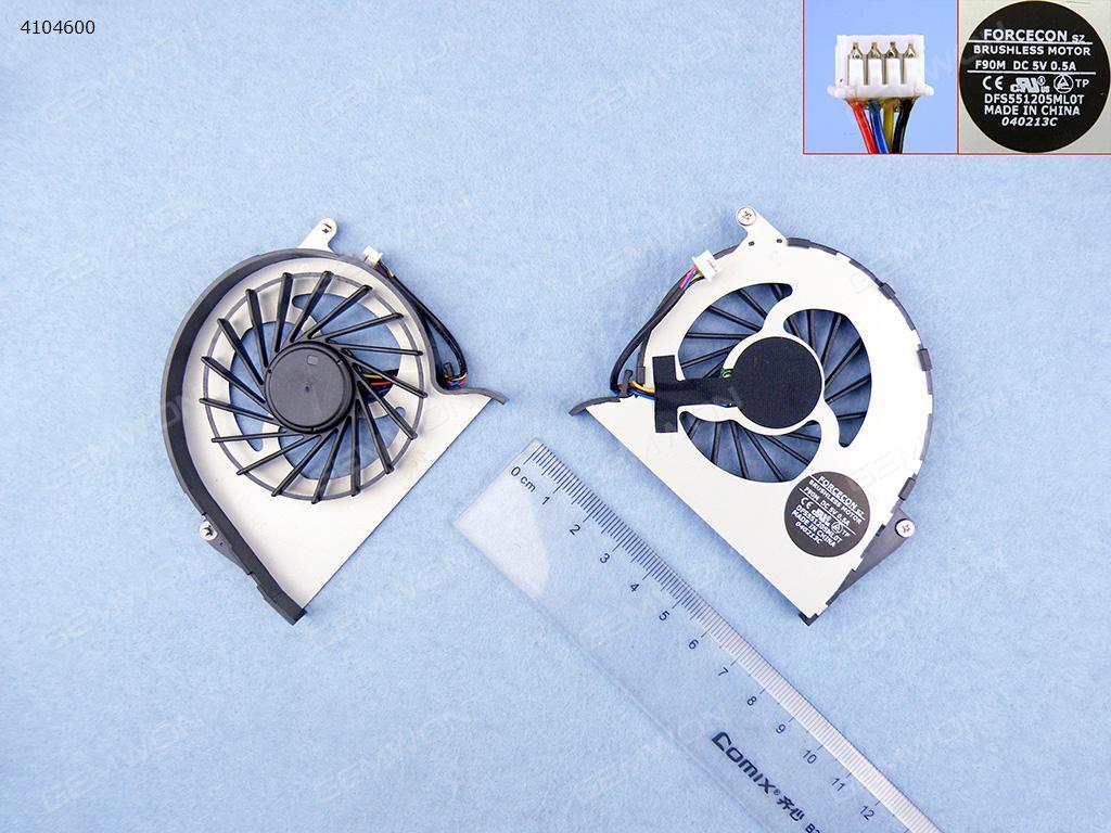 Lenovo ideapad Y460 Laptop Fan DFS551205ML0T
