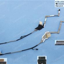 DELL Inspiron Mini 910(With camera connector) LCD/LED Cable 50.4EK03.002 DC02000MG00