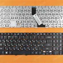 ACER Aspire M5-581T M5-581G V5-571 V5-531 BLACK(For Win8) RU MP-11F53SU-4424W Laptop Keyboard (OEM-B)