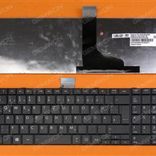 TOSHIBA C850 BLACK(For Win8) GR 9Z.N7TSU.40G  TT4SU  AER15U00310  V160314AS1 Laptop Keyboard ( )