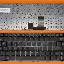 ASUS EPC 1005PEB GLOSSY FRAME BLACK UK V103662DK1 Laptop Keyboard (OEM-B)