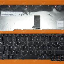 LENOVO U160 U165 GRAY FRAME BLACK TR 25-010631 KFRTBQ158A Laptop Keyboard (OEM-B)