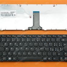 LENOVO B470 G470 V470 BLACK FRAME BLACK IT 9Z.N5TSC.00E B60SC 25-011689 PK130GL3A10 Laptop Keyboard (OEM-B)