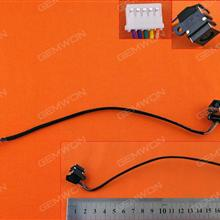 DELL Inspiron 1470 17R N7010 DD0UM9TH100 Y9FHW(with cable,Cable Length:Approx 23cm) DC Jack/Cord PJ266