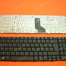HP CQ60 BLACK FR 9J.N0Y82.A0F 91102FB2VHSA Laptop Keyboard (OEM-B)
