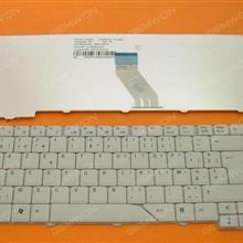 ACER AS4710 AS4720 GRAY BE NSK-H361A MP-07A26B0-698 PK1301K0220 9J.N5982.E1A AEZD1B00010 Laptop Keyboard (OEM-B)
