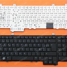 DELL Studio 1735 BLACK BE RK792 LN02 NM8 0RK792 Laptop Keyboard (OEM-B)