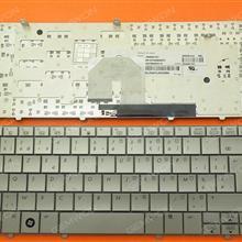 HP MINI 2133 2140 SILVER BE MP-07C96B06930  468509-A41 Laptop Keyboard (OEM-B)