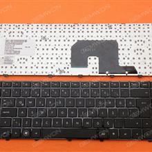 HP Pavilion DV6-3000 BLACK FRAME BLACK TR AELX6A00310 2B-40622Q100 606745-141 SG-35500-28A Laptop Keyboard (OEM-B)
