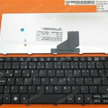 ACER Aspire ONE D260/GATEWAY LT21 BLACK TR NSK-AS40T 9Z.N3K82.40T PK130D34A20 Laptop Keyboard (OEM-B)