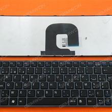 SONY VPC-YA VPC-YB GRAY FRAME BLACK BE 9Z.N5USW.21A SC2SW 1A Laptop Keyboard (OEM-B)