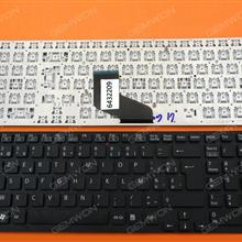 SONY VPC-F219FC BLACK BE 9Z.N6CBF.A1A 148952931 SEABF Laptop Keyboard (OEM-B)