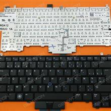 DELL Latitude E4310 BLACK(With Point stick) BE NSK-DS0UC 1A 9Z.N4GBC.01A Laptop Keyboard (OEM-B)