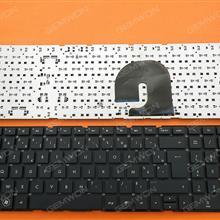 HP DV7-4000 BLACK(Without FRAME,Without foil) FR V112946BK1 Laptop Keyboard (OEM-B)
