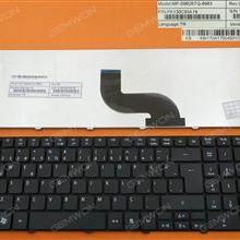 ACER AS5741G BLACK(Compatible with 5810T)OEM TR MP-09B26TQ-6983 PK130C93A19 NSK-AL10T 9ZN1H8210T 90.4HV07.S0T V104702AK3 Laptop Keyboard (OEM-A)