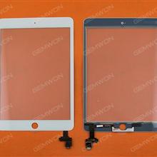 Touch Screen For iPad Mini3,White OEM TP+ICIPAD MINI3 821-3291