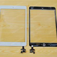 Touch Screen For iPad Mini 1,WHITE OEM TP+ICIPAD MINI 1 810-3391