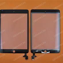 Touch Screen For iPad Mini3,BLACK original TP+ICIPAD MINI 3