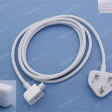 Apple Macbook Adapter extension cable 90% NEW Power Cord UK