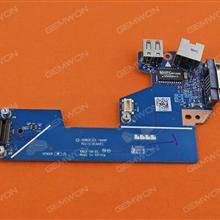 USB 2.0 VGA Board And NIC Connector For DELL E5530 Vostro 3550(Pulled) Board 826R6