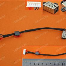 Dc Power Jack cable wire DELL Inspiron 15-5000 5555 15-5558 5558(with cable) DC Jack/Cord PJ846