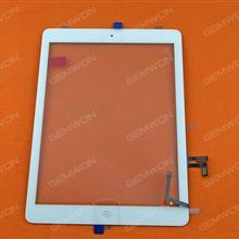 Touch Screen For iPad 5 Ipad air WHITE Original  TP+ICIPAD 5 IPAD AIR