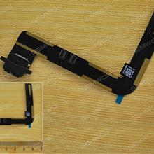 Charging Audio Dock Port Connector with Flex Cable For ipad 5 Black Other IPAD 5