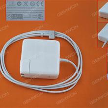 Apple Macbook 16.5V 3.65A 60W T For Macbook A1330 A1181 A1184 Plug:US ( Quality:A+ ) Laptop Adapter APPLE MACBOOK 60W