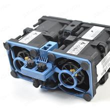 HP DL360 G6 360 G7 GFB0412EHS 8E1H Server Cooling Fan (a pair fan,pulled) Server fan 489848-001 532149-001