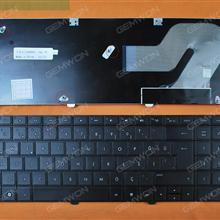HP G72 CQ72 BLACK TR 0G159700057M 550104G00-203-G 615850-141 Laptop Keyboard (OEM-B)