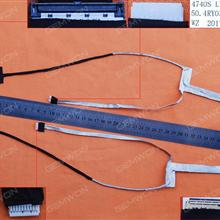 HP 4540S 4730S 4740S(For normal screen,version 1),OEM LCD/LED Cable 50.4RY03.011   50.4RY03.001