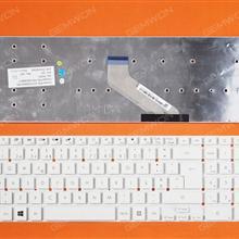 GATEWAY NV55S WHITE(For Win8) PO V121702GK3            PK130O42B17              251A30598 Laptop Keyboard (OEM-B)