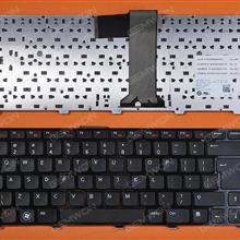 DELL 3550/XPS New Inspiron 14R/Inspiron N4110 M4110 N4050 M4040 N411Z BLACK FRAME BLACK UI N/A Laptop Keyboard (OEM-B)
