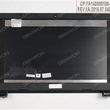 New HP 245 250 255 256 G3 15-g Series Black Lcd Back Rear Lid Cover & bezel  749641-001 Cover 9641-001
