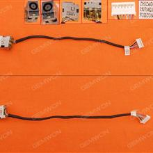 HP 2000 Compaq CQ57 7 pins (with cable,Cable Length: Approx. 19cm,Version foxconn) DC Jack/Cord PJ216