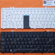 DELL Studio 1535 1536 1537 BLACK UI N/A Laptop Keyboard (OEM-B)