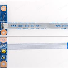 Power Button Board With Cable For HP G4-1000 G6-1000 G7-1000 Board DA0R22PB86C0