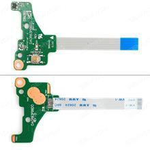 Power Button Board With Cable For HP Pavilion 15-E Series Board DA0R63PB6D0