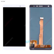 LCD+Touch Screen for HUAWEI MATE S white Phone Display Complete MATE S
