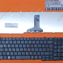 TOSHIBA Satellite C650 C660 L650 L670 L675 L675D BLACK AR NSK-AUF0U   9Z.N3M83.F0U   PK130C92R00 Laptop Keyboard (OEM-B)