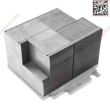 Heatsink Cooling System TY129 0TY129 For DELL PowerEdge R710 CPU(Original Disassemble 90% new) Server Heatsink PN:OTY129