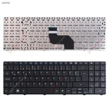 Casper Nirvana H36 BLACK TR MP-08G66TQ-5287 Laptop Keyboard (OEM-B)