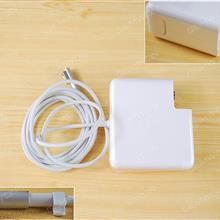 Apple Macbook 18.5V 4.6A 85W Connector Shape L For A1343 Plug:US ( Quality : A+ )  Laptop Adapter APPLE MACBOOK 85W