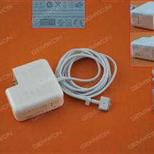 Apple Macbook 14.5V 3.1A 45W Connector Shape T For A1244 Plug:US ( Quality : A+ )  Laptop Adapter APPLE MACBOOK 45W