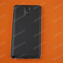 Complete (Upper Frame+Middle Frame+Battery Cover)For SAMSUNG Galaxy Note 3,BLACK Back Cover SAMSUNG N9006